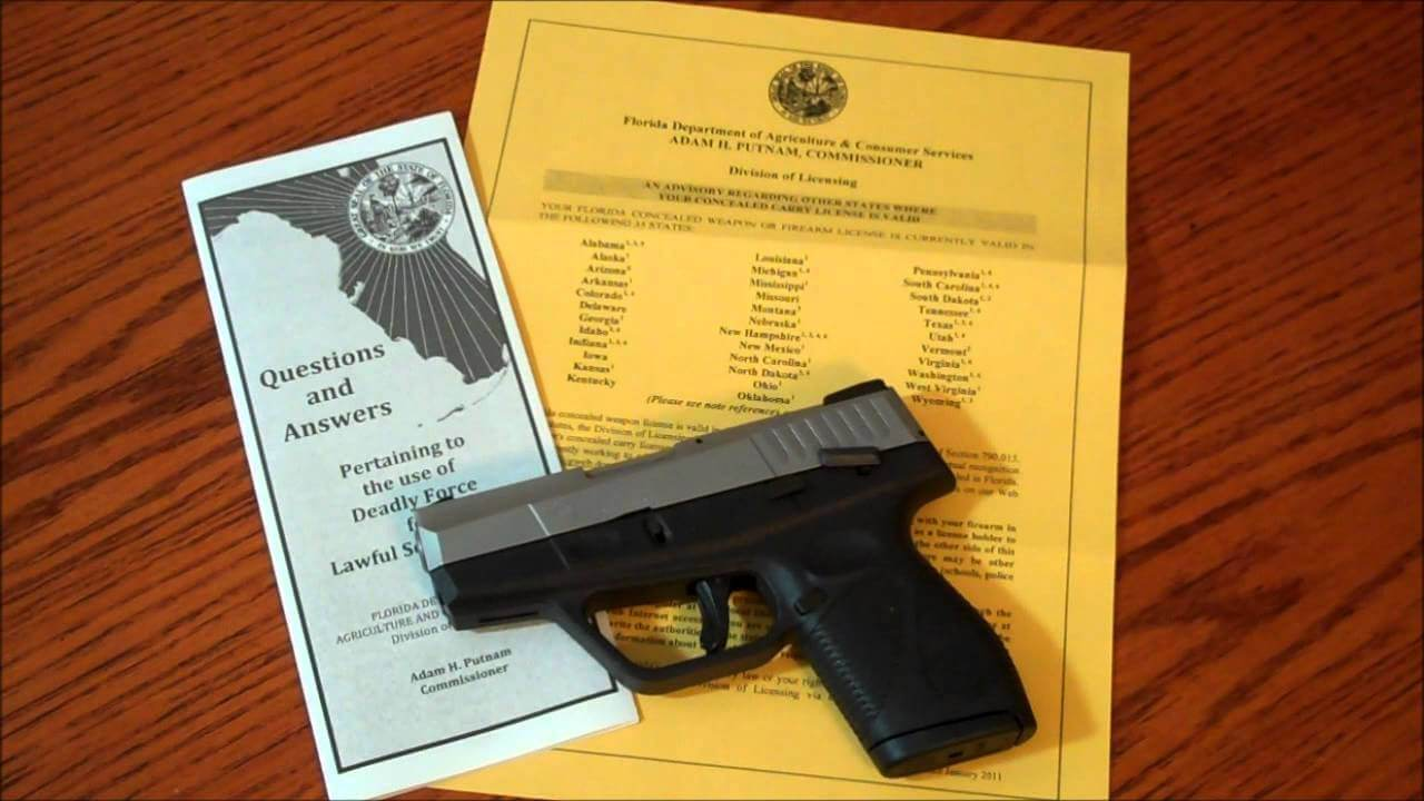 Concealed-Weapons-Permit-Application